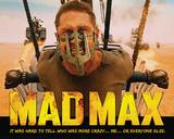 Mad Max- Quote Kunstdrucke