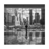 Ground Zero - New York City Landmarks, World Financial Center Photographic Print by Henri Silberman