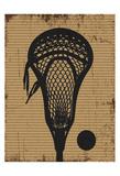 Lacrosse Tools Posters par Melody Hogan