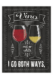 Wine Glasses Posters by Melody Hogan