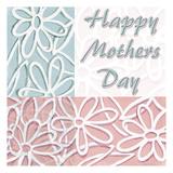 Happy Mothers Day Daisy Láminas por Lorraine Rossi