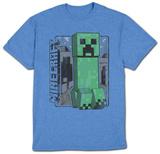 Youth: Minecraft- VintageCreeper T-シャツ