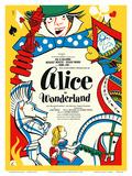 Alice in Wonderland - Broadway Production Prints by David Klein