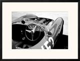 Ferrari Cockpit Art by  NaxArt
