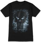 Punisher- Bricks Logo T-Shirt