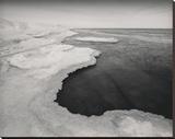Lake Huron, Study 2 Impressão em tela esticada por Andrew Ren