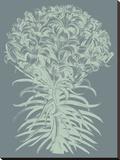 Lilies 7 Toile tendue sur châssis par  Botanical Series