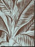 Leaf 17 Toile tendue sur châssis par  Botanical Series