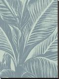 Leaf 8 Toile tendue sur châssis par  Botanical Series