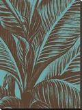 Leaf 5 Toile tendue sur châssis par  Botanical Series