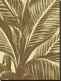 Leaf 4 Toile tendue sur châssis par  Botanical Series