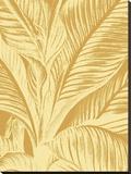 Leaf 20 Toile tendue sur châssis par  Botanical Series