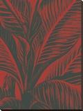 Leaf 9 Toile tendue sur châssis par  Botanical Series