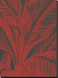 Leaf 10 Toile tendue sur châssis par  Botanical Series