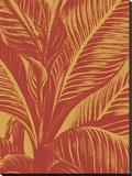 Leaf 15 Toile tendue sur châssis par  Botanical Series