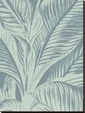 Leaf 7 Toile tendue sur châssis par  Botanical Series