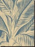 Leaf 2 Toile tendue sur châssis par  Botanical Series