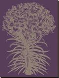 Lilies 13 Toile tendue sur châssis par  Botanical Series