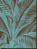 Leaf 6 Toile tendue sur châssis par  Botanical Series