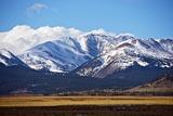 Colorado Mountains Reproduction photographique par  duallogic
