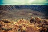 Meteor Crater Arizona Reproduction photographique par  duallogic