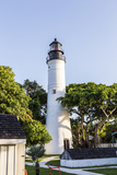 The Key West Lighthouse, Florida, Usa Photographic Print by Jorg Hackemann