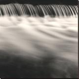 Waterfall, Study 4 Impressão em tela esticada por Andrew Ren