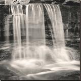 Waterfall, Study 2 Impressão em tela esticada por Andrew Ren