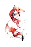Fox Pósters por  okalinichenko