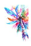 Palm Art by  okalinichenko