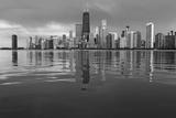 Chicago Skyline. Fotografisk trykk av  rudi1976