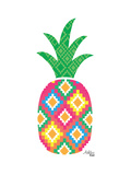 Mexicano Pineapple Prints by Ashlee Rae