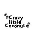 Crazy Little Coconut Art by Ashlee Rae