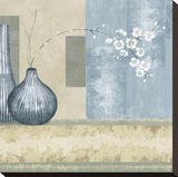 Collection V Stretched Canvas Print by Linda Wood