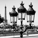 Paris Focus - Paris Je T'aime Fotografisk tryk af Philippe Hugonnard