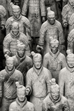China 10MKm2 Collection - Terracotta Warriors Photographic Print by Philippe Hugonnard