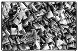 Paris Focus - Love Locks Photographic Print by Philippe Hugonnard