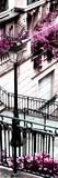 Paris Focus - Stairs of Montmartre Fotografie-Druck von Philippe Hugonnard