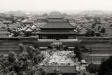 China 10MKm2 Collection - The Forbidden City - Beijing Fotografie-Druck von Philippe Hugonnard
