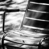 Paris Focus - Parisian Garden Chair Photographic Print by Philippe Hugonnard