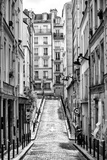 Paris Focus - Paris Montmartre Reproduction photographique par Philippe Hugonnard