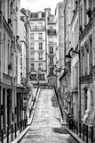 Paris Focus - Paris Montmartre Fotografisk trykk av Philippe Hugonnard