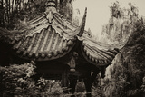 China 10MKm2 Collection - Chinese Architecture Metal Print by Philippe Hugonnard