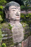 China 10MKm2 Collection - Giant Buddha of Leshan Metal Print by Philippe Hugonnard