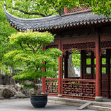 China 10MKm2 Collection - Classical Chinese Pavilion Photographic Print by Philippe Hugonnard