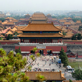 China 10MKm2 Collection - Forbidden City - Beijing Photographic Print by Philippe Hugonnard