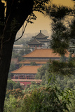 China 10MKm2 Collection - Forbidden City Metal Print by Philippe Hugonnard