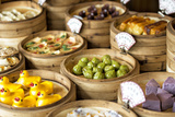 China 10MKm2 Collection - Chinese Food Metal Print by Philippe Hugonnard
