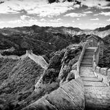 China 10MKm2 Collection - Great Wall of China Fotoprint van Philippe Hugonnard