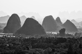 China 10MKm2 Collection - Guilin National Park Fotografie-Druck von Philippe Hugonnard